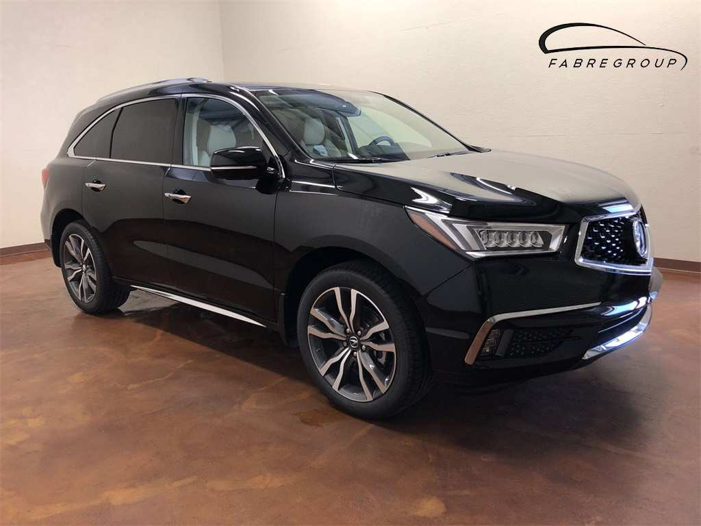 61 The 2019 Acura MDX Pictures