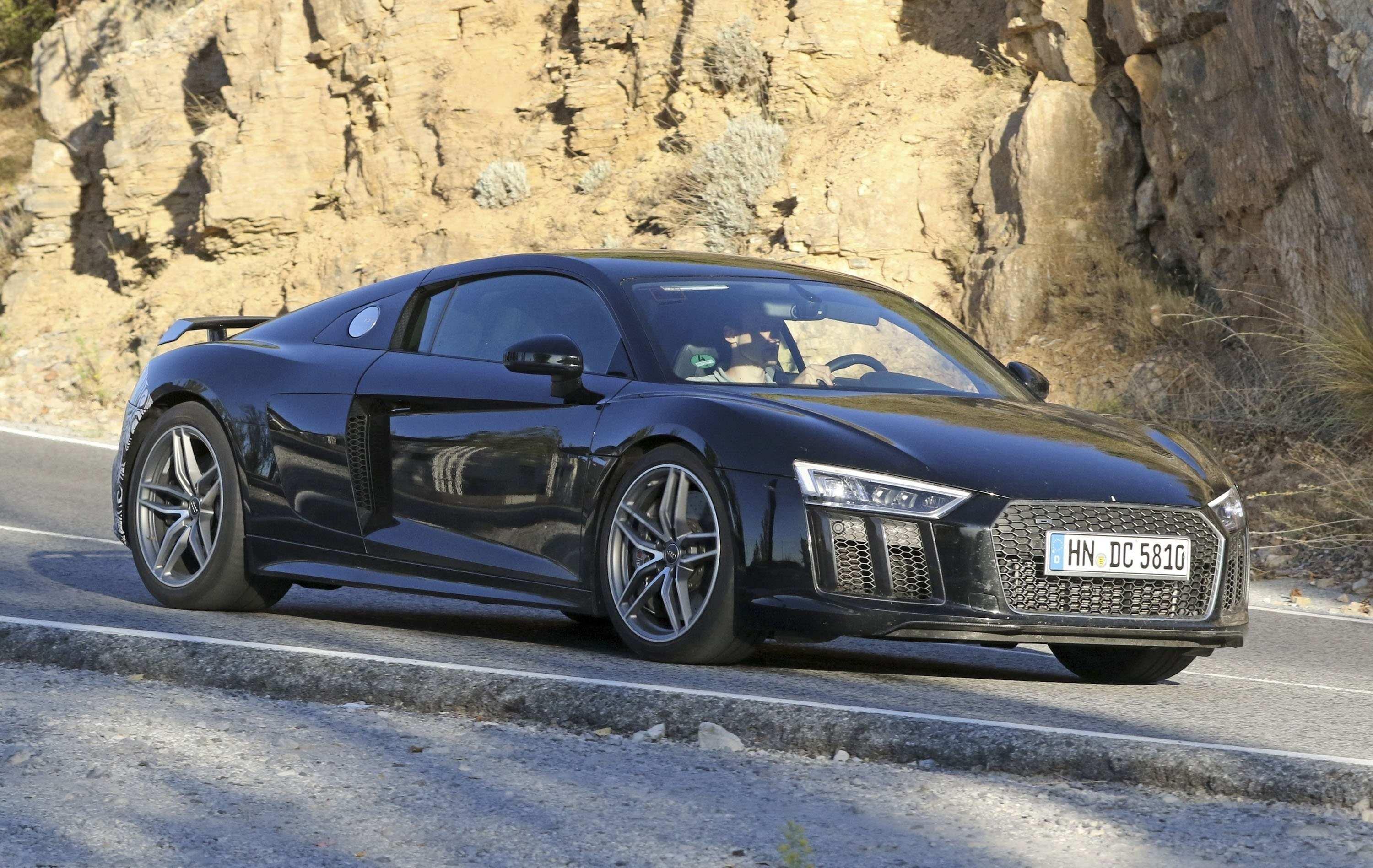 61 The 2019 Audi R8 V10 Spyder Rumors