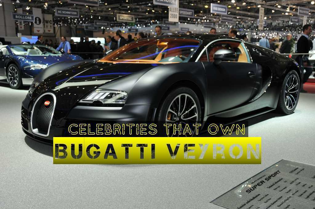61 The 2019 Bugatti Veyron Review