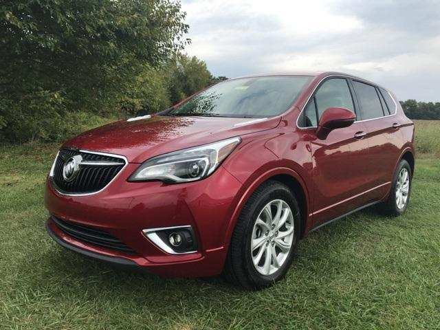 61 The 2019 Buick Envision Specs