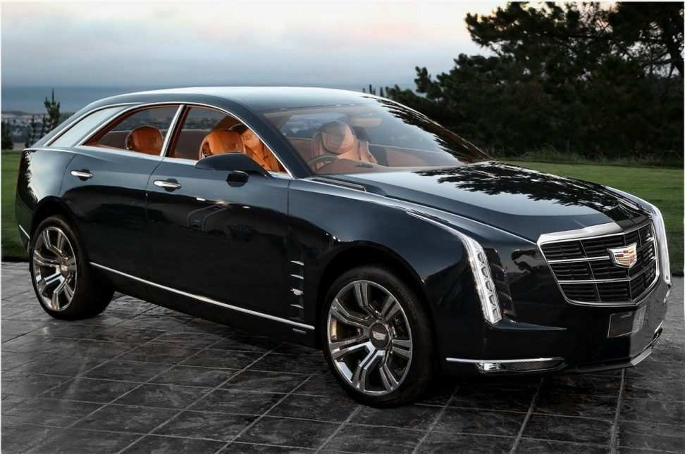 61 The 2019 Cadillac Elmiraj Specs