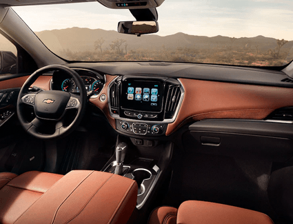 61 The 2019 Chevrolet Traverses New Review