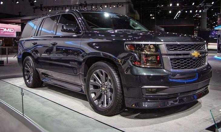 61 The 2019 Chevy Tahoe Z71 Ss Concept And Review