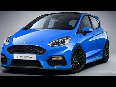 61 The 2019 Ford Fiesta St Rs Performance And New Engine