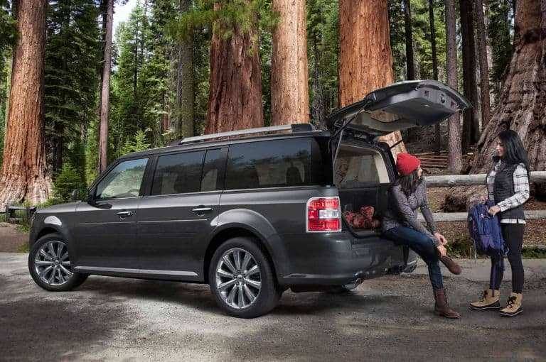 61 The 2019 Ford Flex Redesign