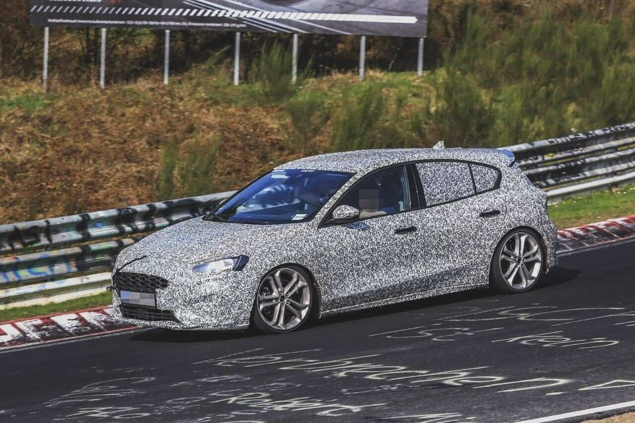 61 The 2019 Ford Focus Rs St Concept And Review