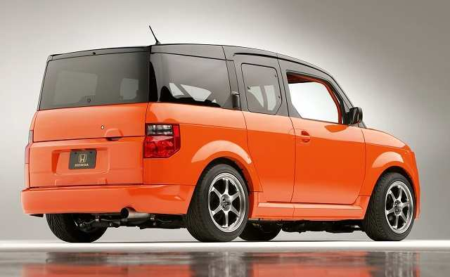 61 The 2019 Honda Element Review And Release Date