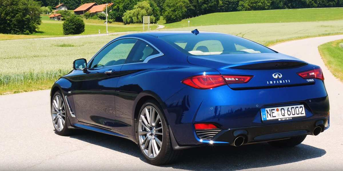 61 The 2019 Infiniti Q60s Concept And Review