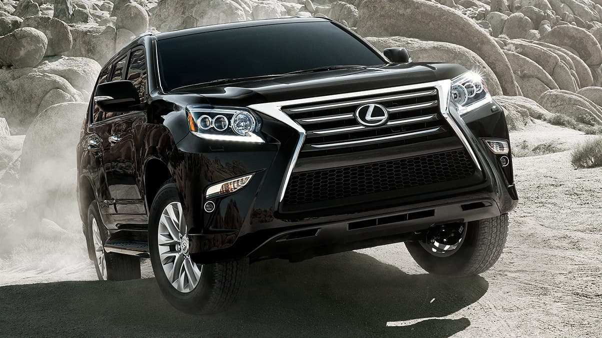 61 The 2019 Lexus Gx470 Picture