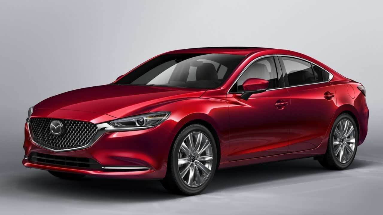 61 The 2019 Mazda 6 Review And Release Date