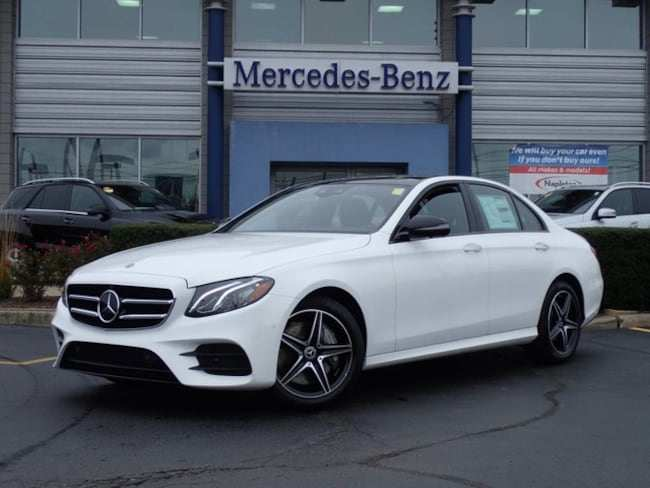 61 The 2019 Mercedes Benz E Class Price