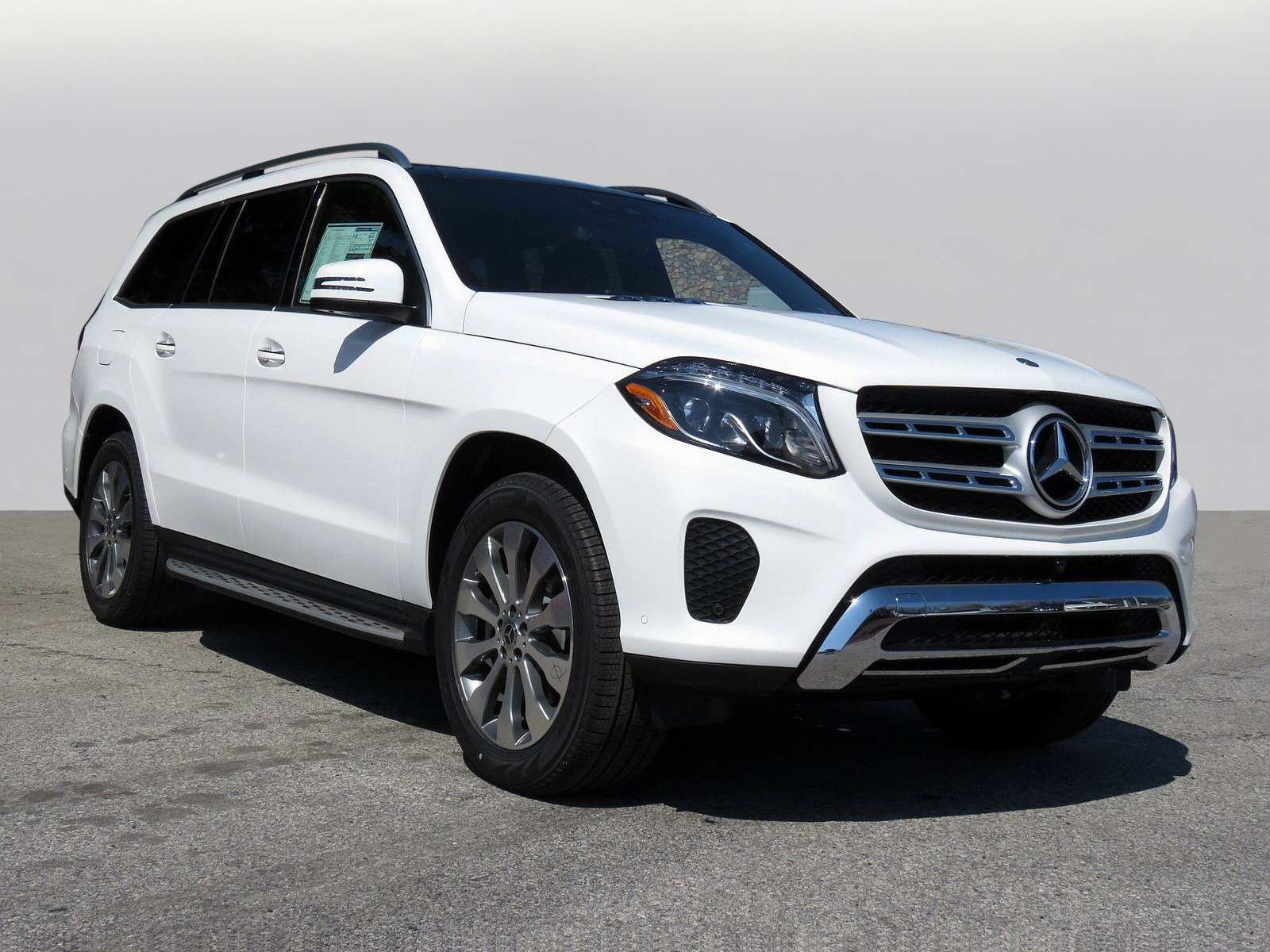 61 The 2019 Mercedes Gl Class Redesign And Concept