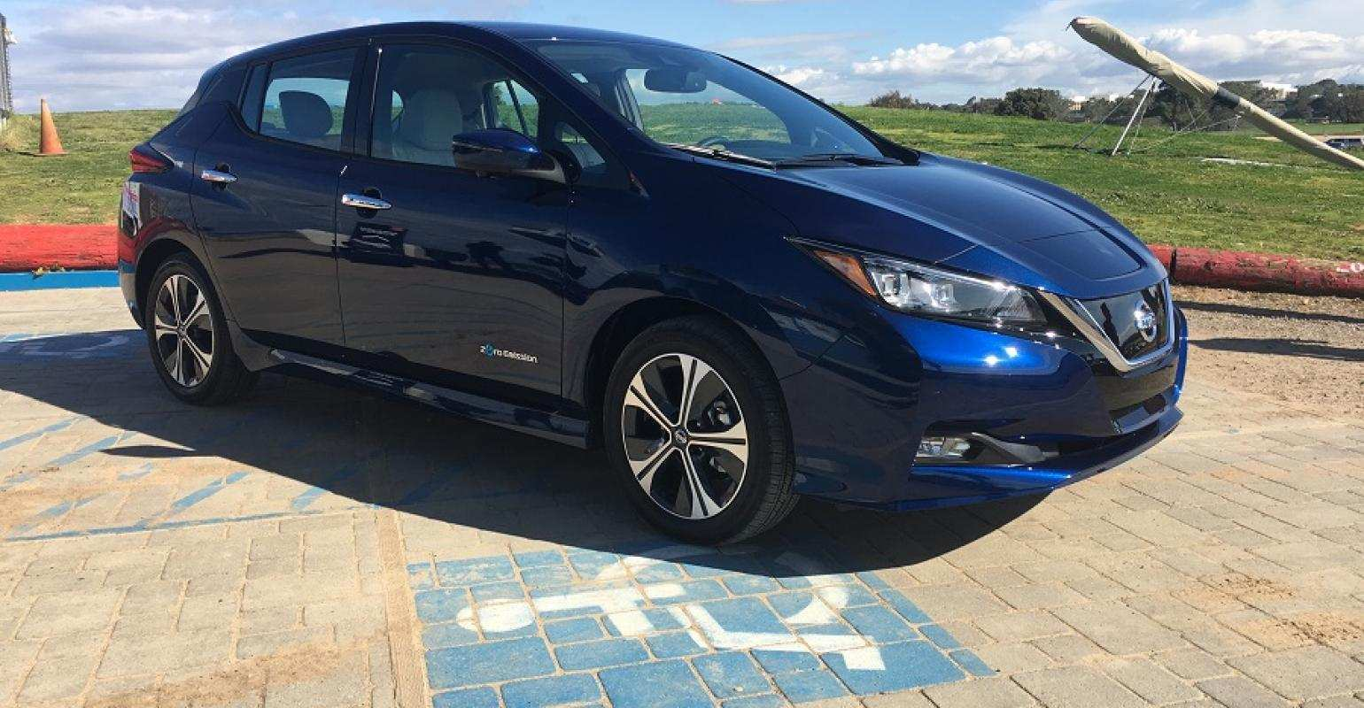 61 The 2019 Nissan Leaf Range Performance