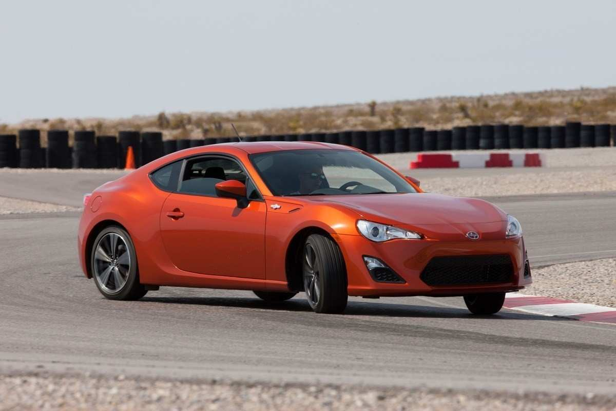 61 The 2019 Scion FR S Sedan Release Date