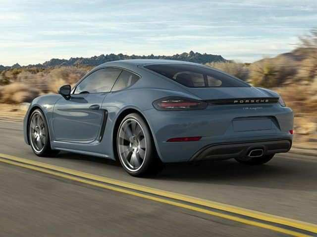 61 The 2019 The Porsche 718 Research New