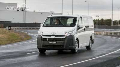 61 The 2019 Toyota Hiace Research New