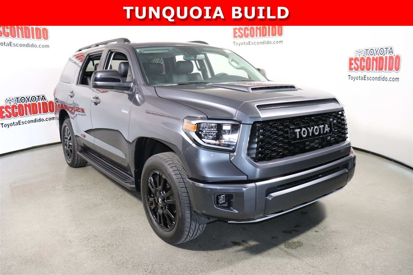61 The 2019 Toyota Sequoias Spesification