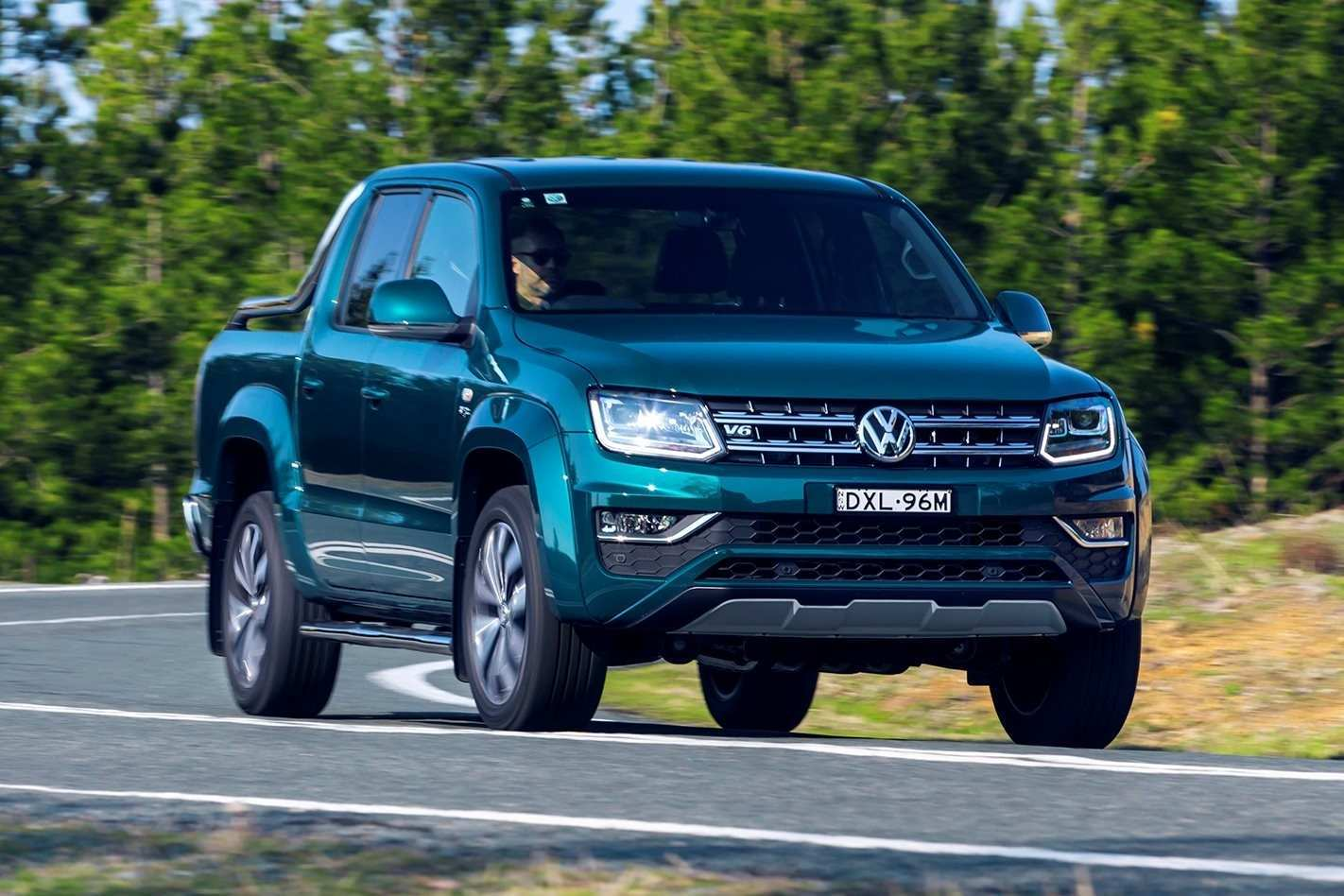 61 The 2019 VW Amarok Reviews