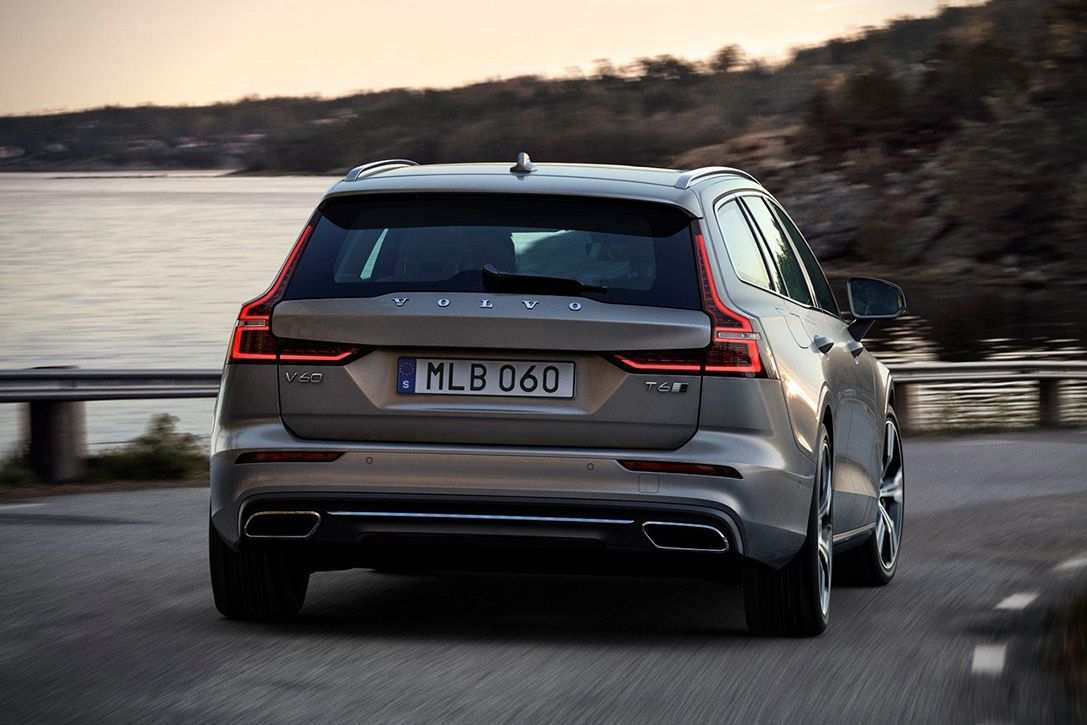 61 The 2019 Volvo V60 Price Price