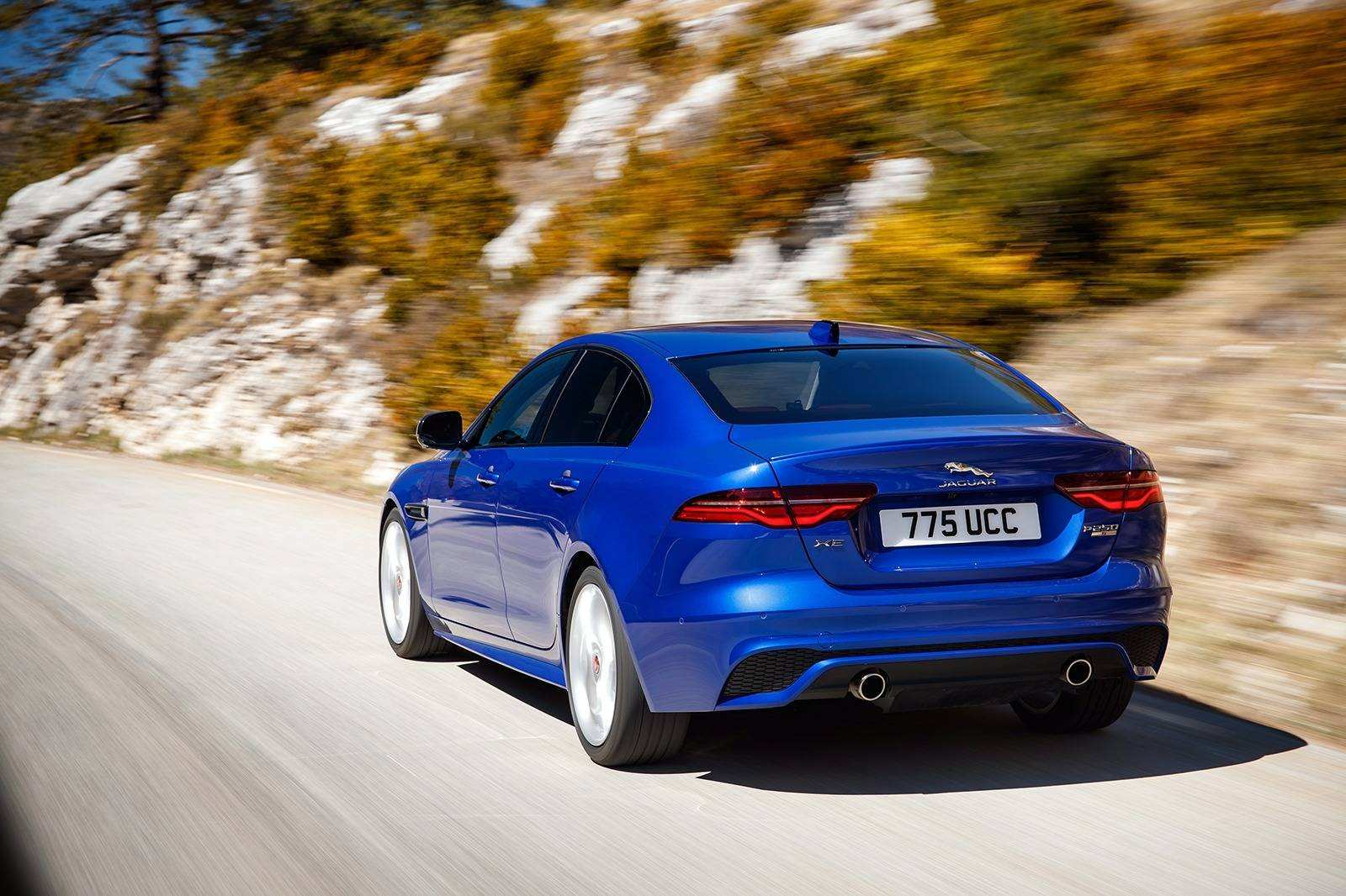 61 The 2020 All Jaguar Xe Sedan Pricing