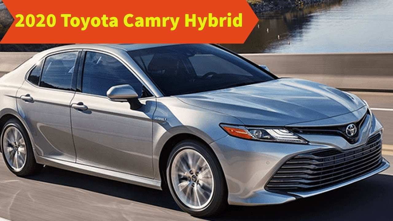 61 The 2020 All Toyota Camry Redesign