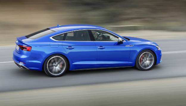 61 The 2020 Audi A5s Style