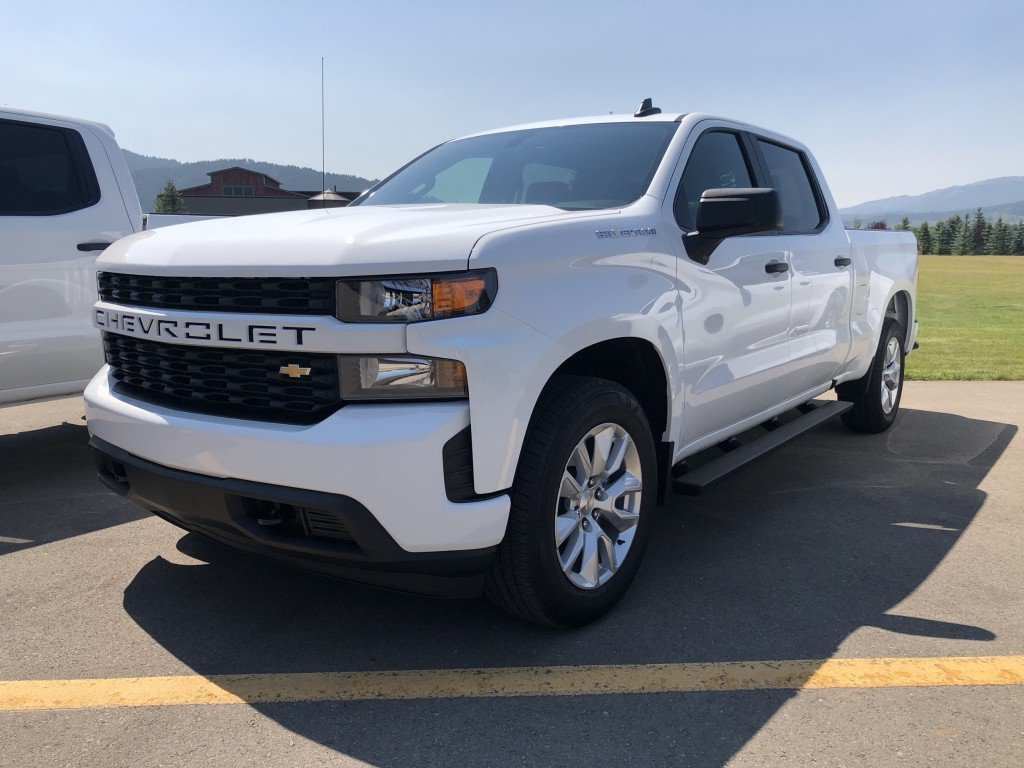 61 The 2020 Chevrolet Silverado Images Redesign And Concept