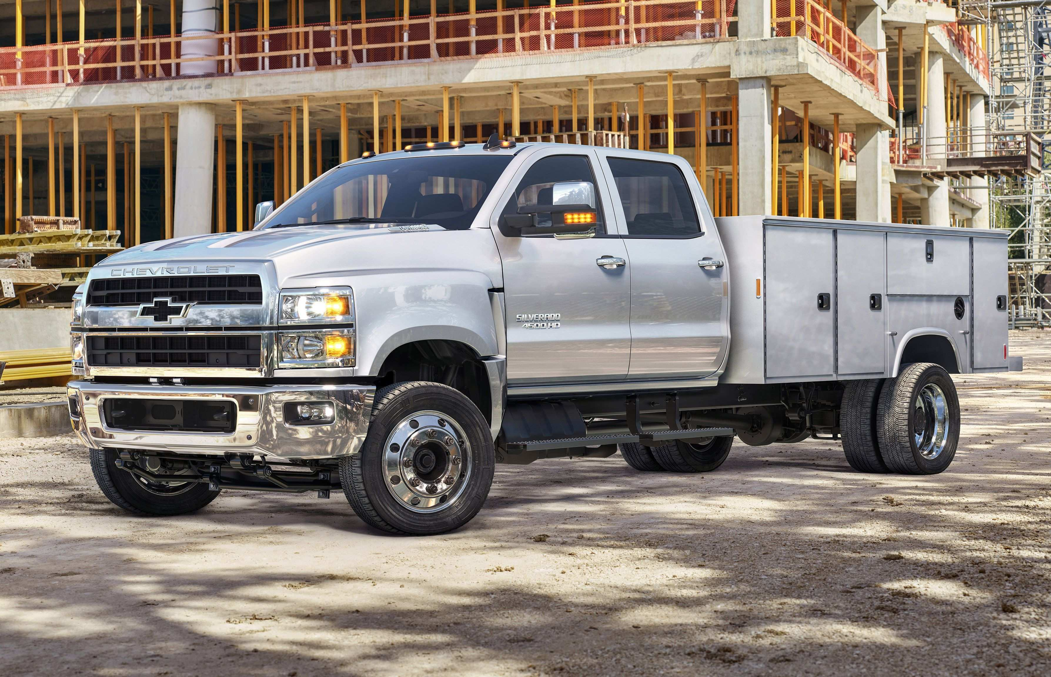 61 The 2020 Chevrolet Silverado Price Design and Review