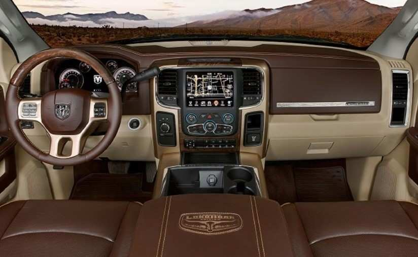 61 The 2020 Dodge Ram 3500 Interior History