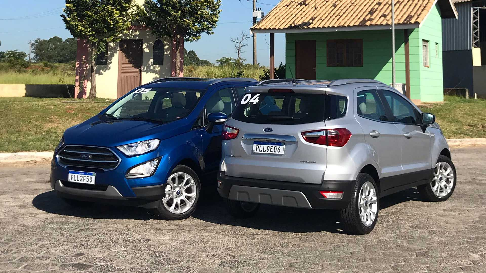 61 The 2020 Ford Ecosport Picture