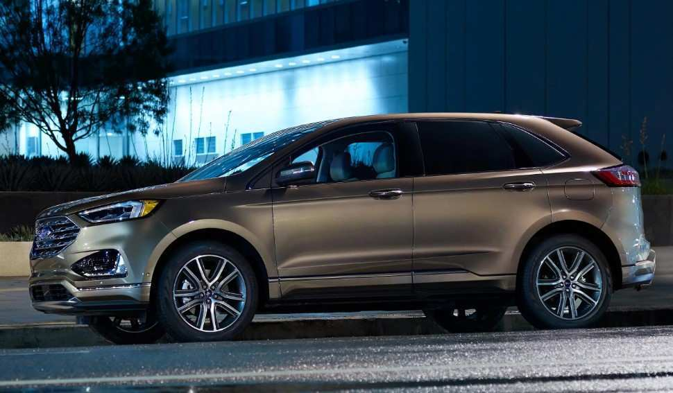 61 The 2020 Ford Edge New Design Review