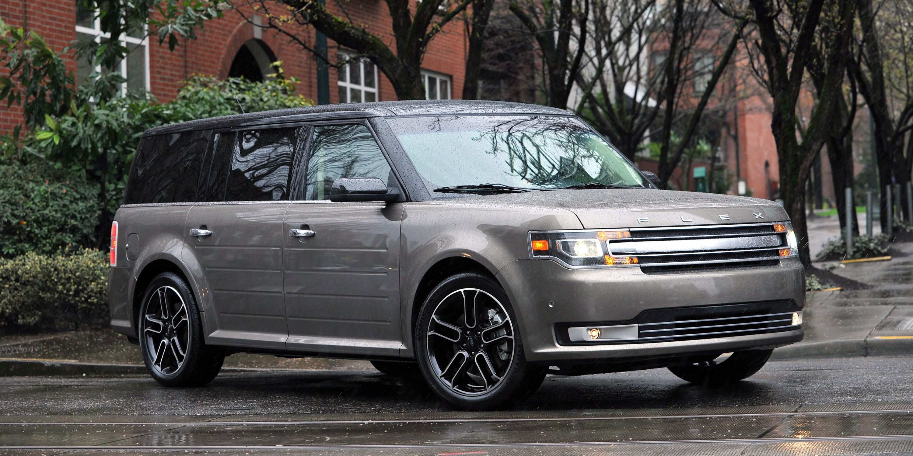 61 The 2020 Ford Flex Configurations