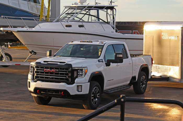 61 The 2020 GMC Sierra Price And Review