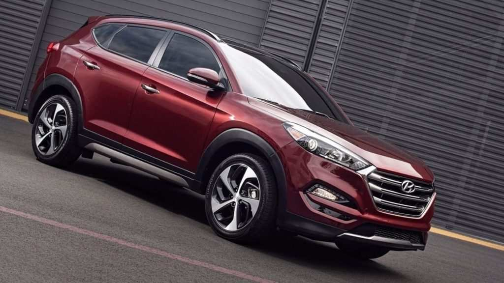 61 The 2020 Hyundai Ix35 Model
