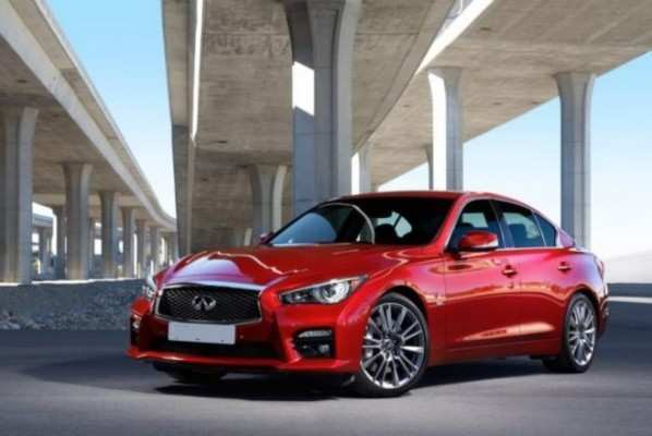61 The 2020 Infiniti Q50 Review