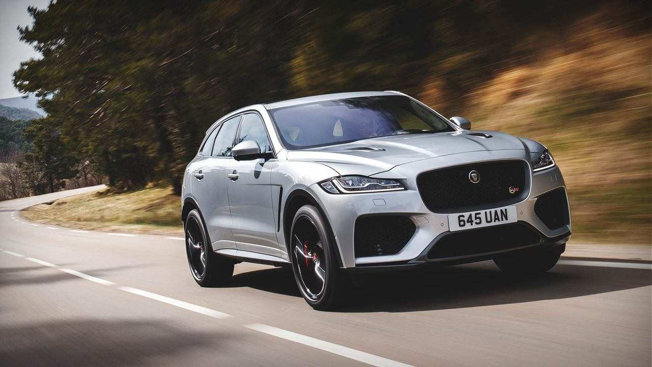 61 The 2020 Jaguar Suv Redesign And Review