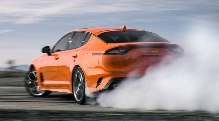 61 The 2020 Kia Stinger Release Date Price