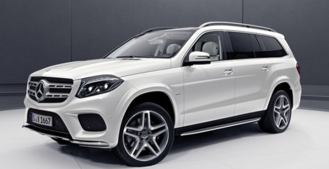 61 The 2020 Mercedes Gl Class Price And Review