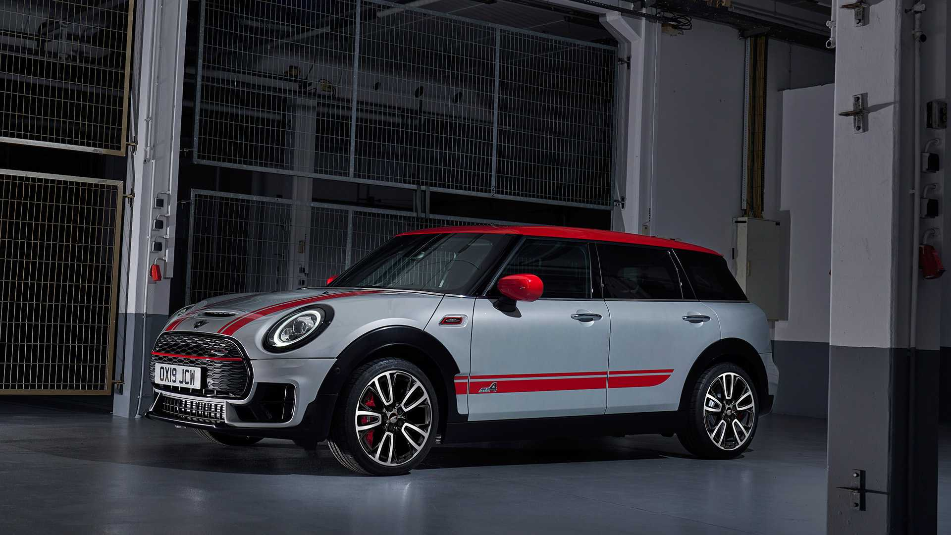 61 The 2020 Mini Clubman First Drive