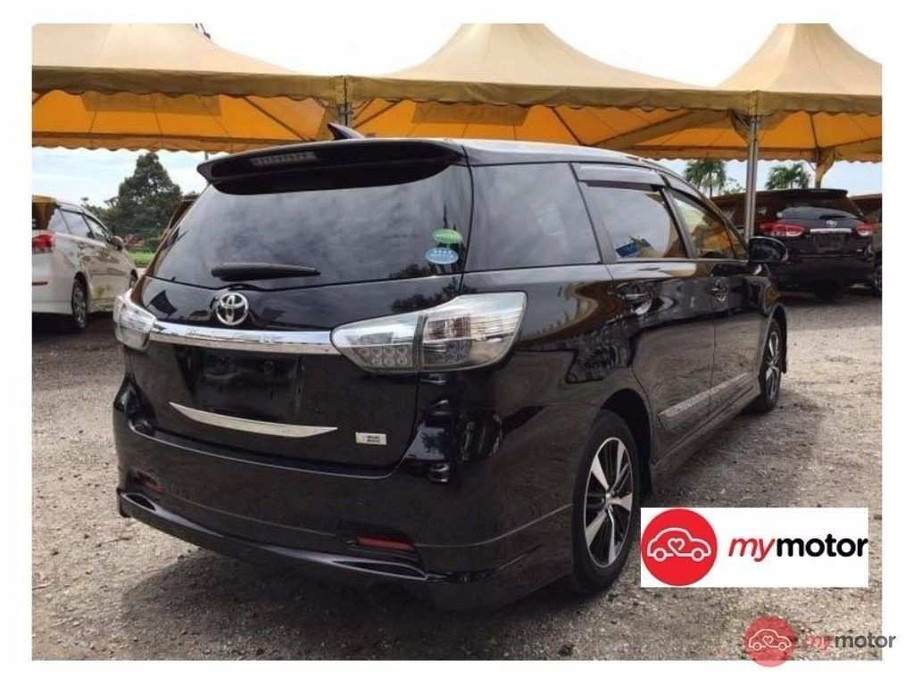 61 The 2020 New Toyota Wish New Model And Performance