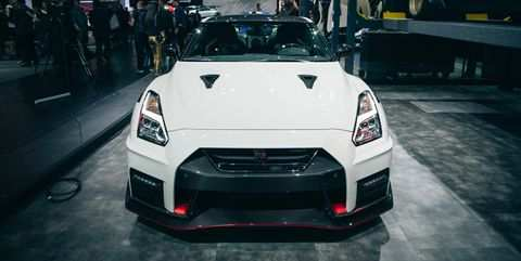 61 The 2020 Nissan Gt R Nismo Release