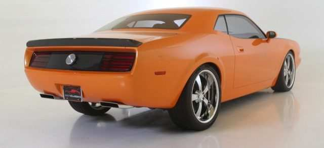 61 The 2020 Plymouth Barracuda Images