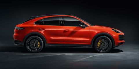 61 The 2020 Porsche Cayenne Turbo S Release Date