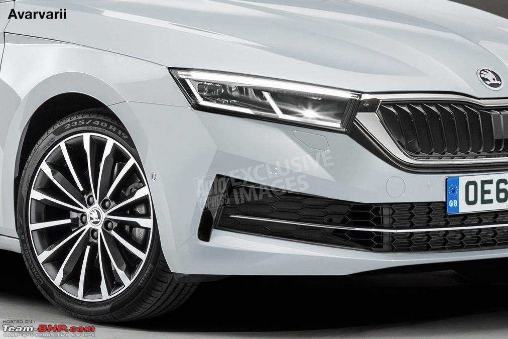 61 The 2020 Skoda Octavia India Egypt Style