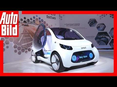 61 The 2020 Smart Fortwos Wallpaper