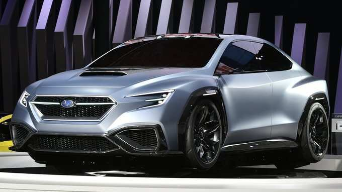 61 The 2020 Subaru Sti Release Date New Model And Performance