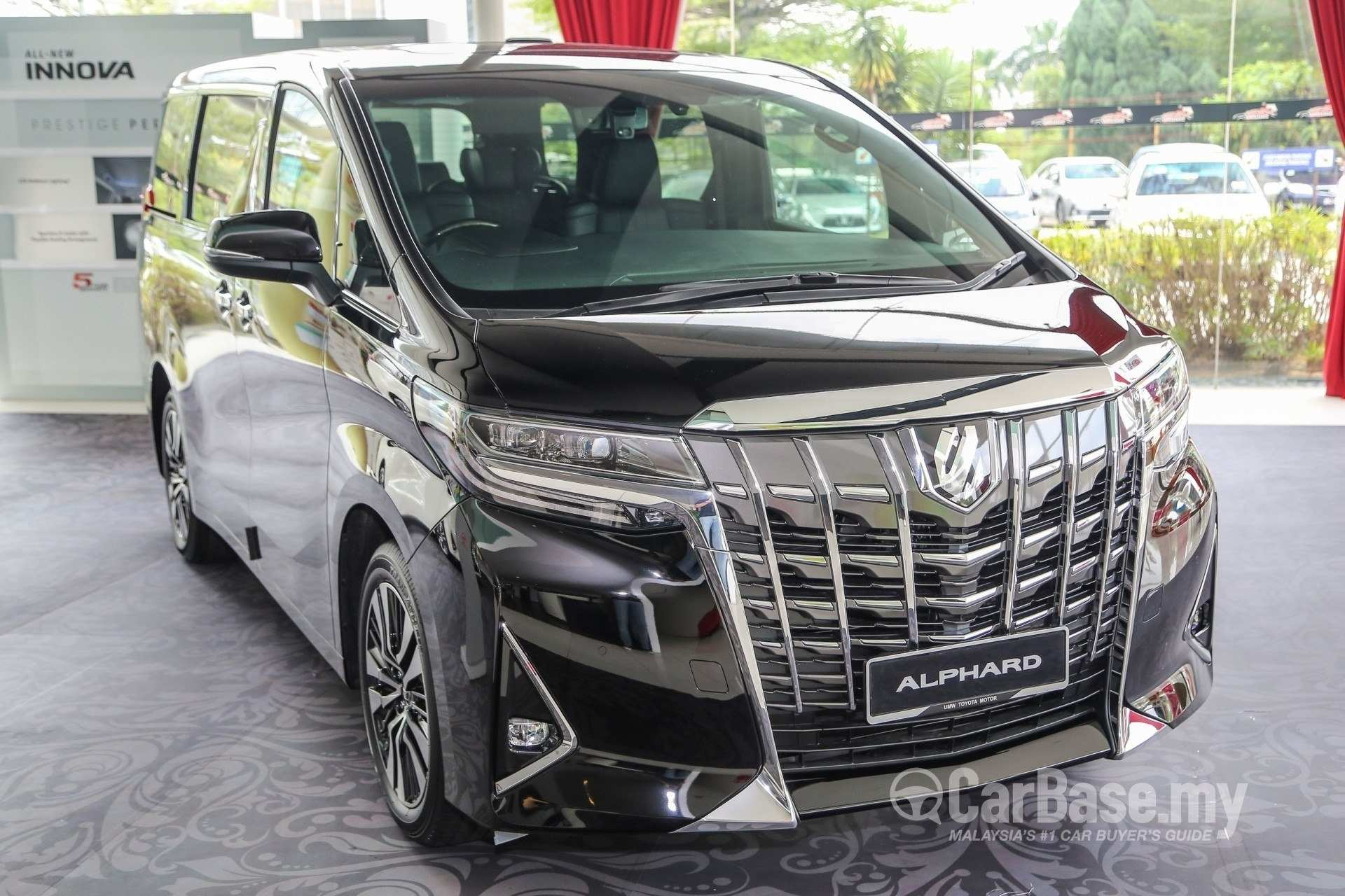 61 The 2020 Toyota Alphard Performance