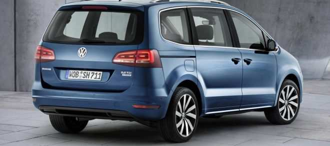 61 The 2020 VW Sharan Wallpaper