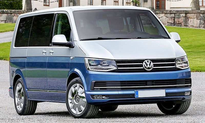 61 The 2020 VW Transporter Price Design And Review