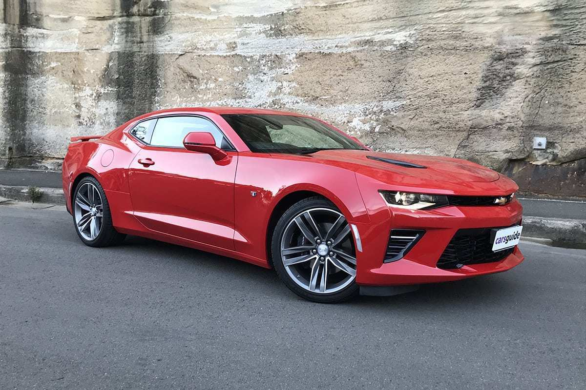 61 The Best 2019 Chevrolet Camaro Redesign And Review